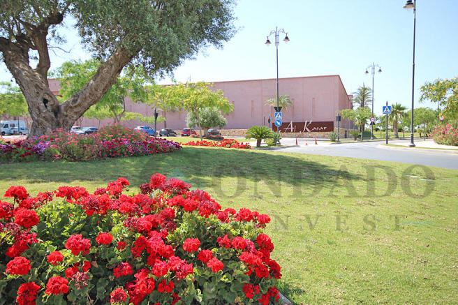 Al Kasar entrance