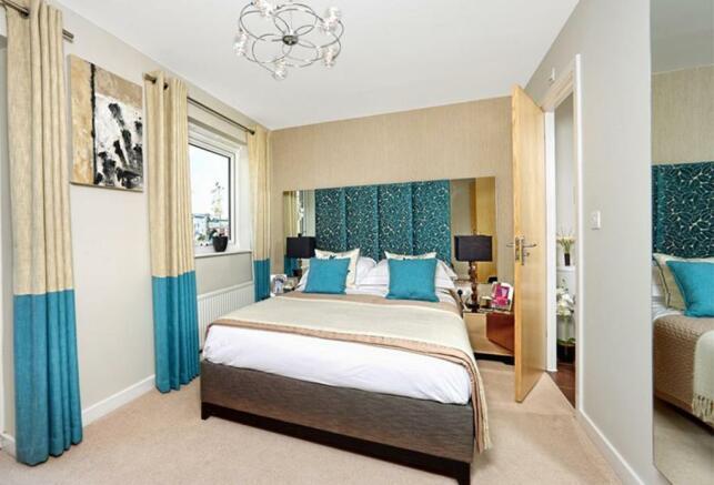 York bedroom