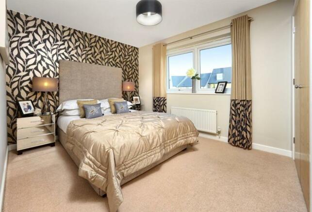 York double bedroom