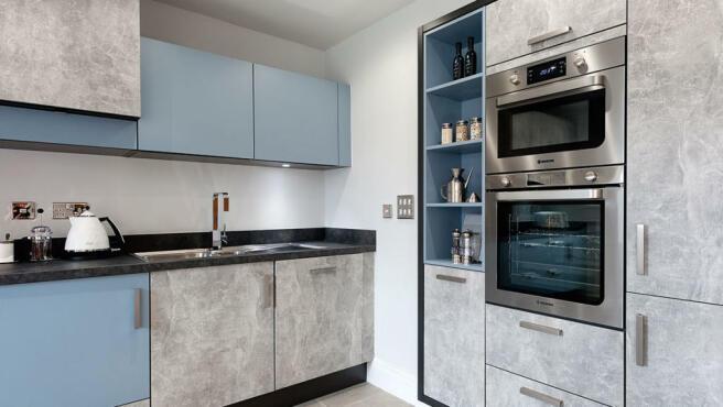 GLD30956 typical kitchen banner