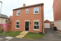 Detached home in John Clare Close, Oakham