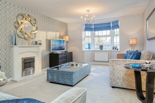 Holden living room