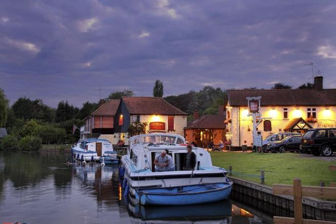 Norfolk location