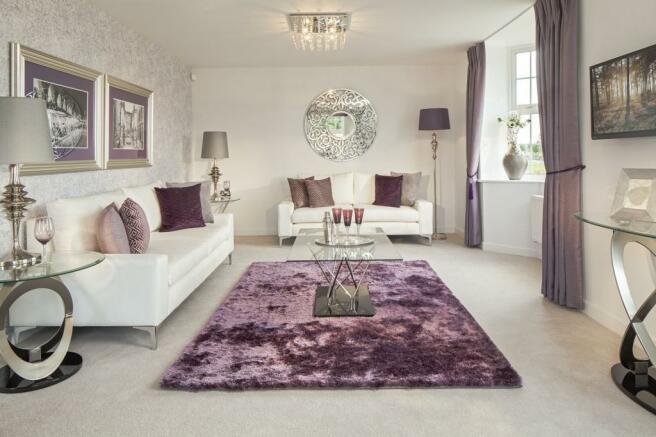 Cornell living room