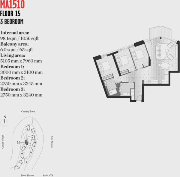 MA1510 Floor Plan