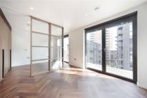 Studio flat to rent in Embassy Gardens...