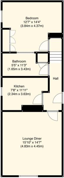 Apartment 12, The Gr