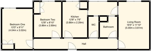 8 Emburn House, Aikm
