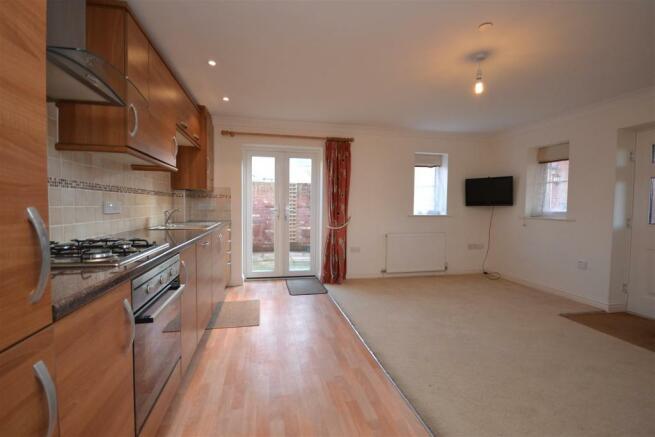 Kitchen-Sitting Room
