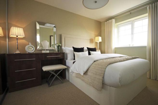Three bedroom Burton home