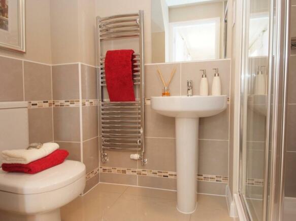 Wymeswold bathroom