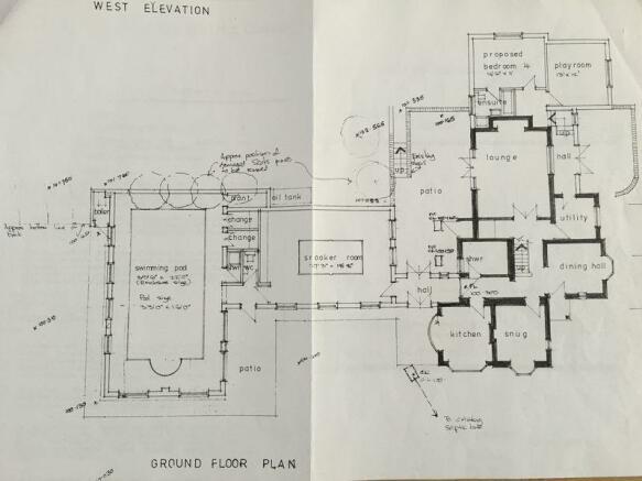 Proposed Floor...