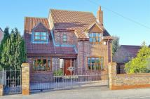 4 bed Detached home for sale in Main Street, Bubwith...