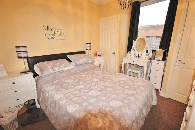 Flat Bedroom One