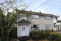 3 bedroom semi detached house for sale in Springfield Close...