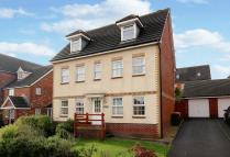 5 bed Detached property for sale in Builth Close, Newport