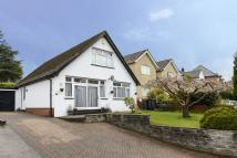 Detached home for sale in Risca Road, Newport