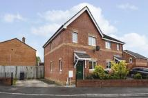 2 bedroom semi detached house in Brynmawr Close, Cardiff