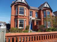 semi detached home for sale in Queens Walk, Rhyl...