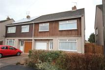 4 bed semi detached home in Stanshaw Close, Frenchay...