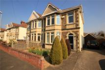 3 bedroom semi detached property in Alcove Road, Fishponds...