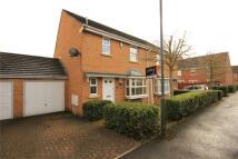 semi detached property in Hawksmoor Lane...