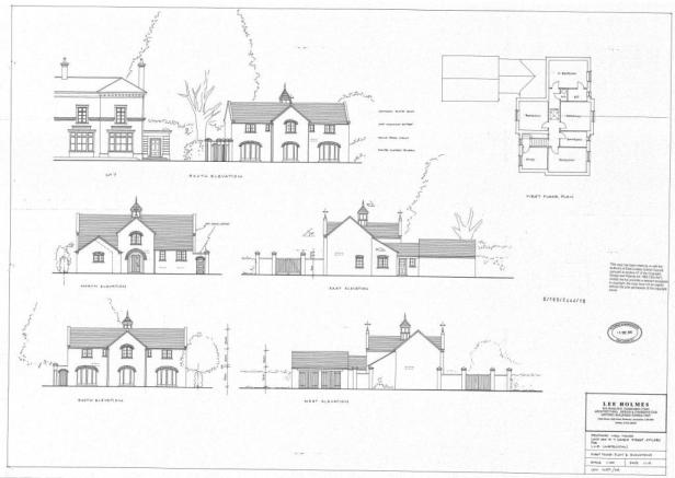 Church Street plans