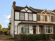 3 bed End of Terrace house for sale in Montem Road, New Malden