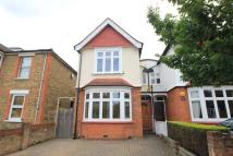 semi detached home in Surbiton