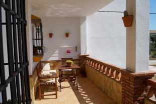 Terrace on ground floor