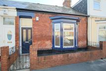 Cottage in Forster Street, Roker...