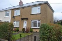 semi detached home in Coed-y-moeth Road...