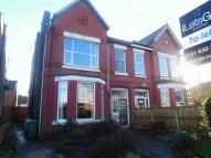 Flat to rent in Serpentine Road, Wallasey
