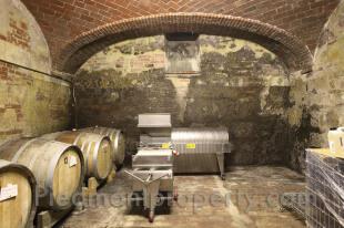 Wine production