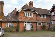 3 bedroom semi detached home in Tilford, Farnham, Surrey