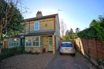 Church Street semi detached property for sale