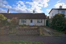 Semi-Detached Bungalow to rent in Bishops Road...