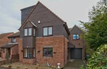 Detached house in Clover Court, Cambridge
