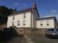 Detached home for sale in Llanmadoc, Gower...