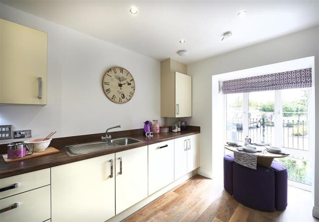 Image depicts a typical Taylor Wimpey property