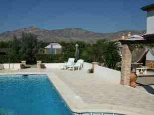 Pool & Terrace view