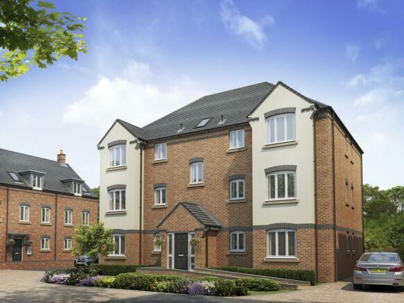 2 bedroom apartment for sale in mill lane newbury rg14 rg14