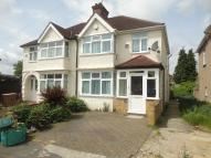 4 bed semi detached home to rent in Clevedon Gardens...
