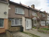 Terraced home in Vicarage Farm Road...