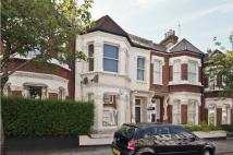 Flat to rent in Elspeth Road, London...