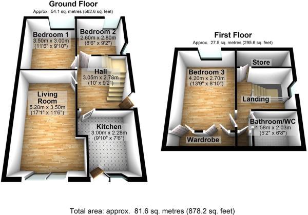 4 Rookery Lane Floor