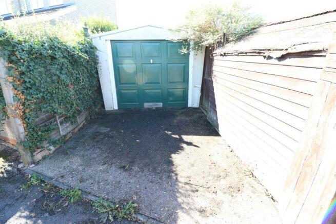 Garage plus Driveway