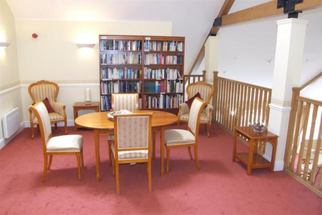 Residents Library