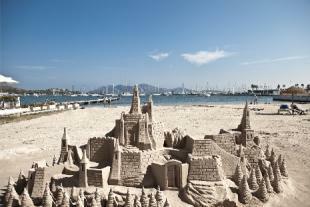 Puerto Pollenca Sand