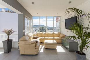 Living area in the t
